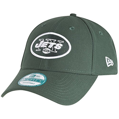 New Era 9Forty Cap - NFL League New York Jets grün