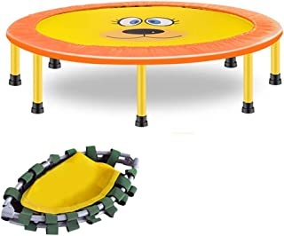 Trampoline Trampoline, Fitness Rubber Type 101cm Weight-bearing 150kg Fitness Trampoline Aerobic Exercise Exercise Diet In...