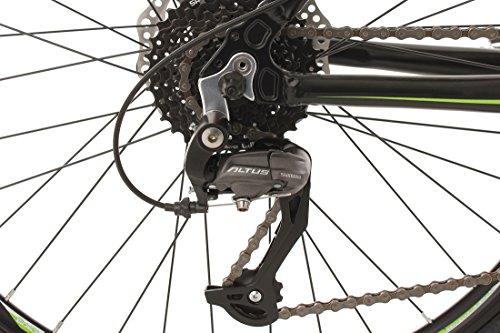 KS Cycling Fahrrad Mountainbike MTB Hardtail 26 Zoll GTX RH 51 cm, Schwarz - 5