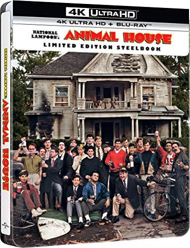Animal House Steelbook (4K Ultra HD + Blu-Ray)