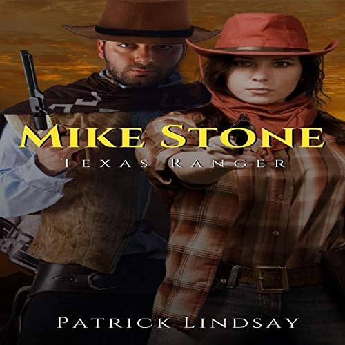 Mike Stone audiobook cover art