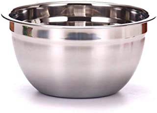 Bowl Stainless steel salad bowl lid anti-scald mixing bowl food cake bread mixer bowl kitchen utensils cooking tools House...