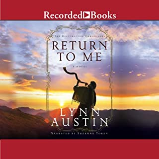 Return to Me audiobook cover art