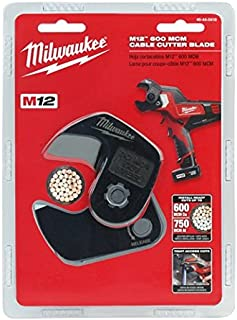 Milwaukee 48-44-0410 M12 600 Mcm Cable Cutter Blade