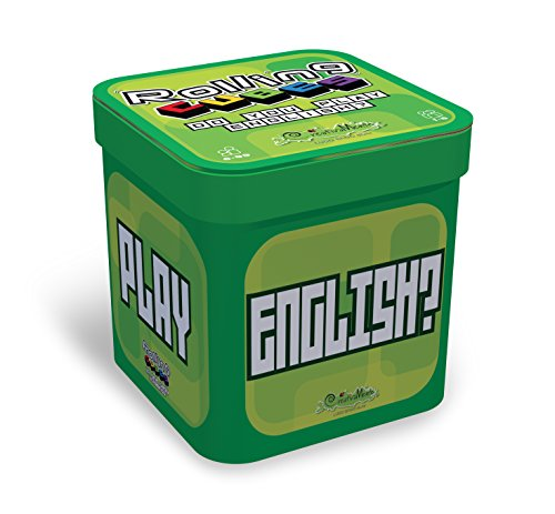 CreativaMente- Rolling Cubes-Do You Play English-Gioco in Scatola, 553