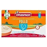 Plasmon Liofilizzati Pollo - 3 vasetti da 10 gr - Totale: 30 gr