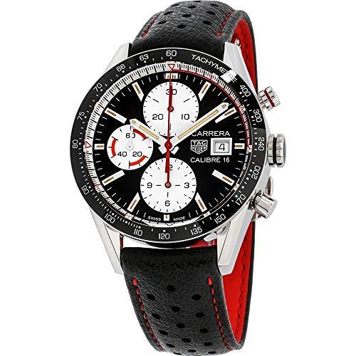 TAG Heuer Reloj de Hombre automático 41mm Caja de Acero CV201AP.FC6429