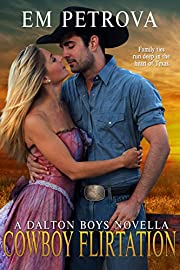 Cowboy Flirtation (The Dalton Boys Book 7)