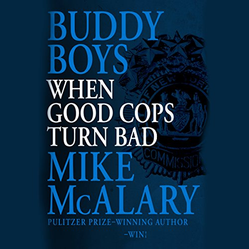 Buddy Boys audiobook cover art