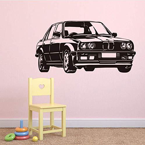 Muurstickers Home Decor Auto Vinyl Muurtattoo Voor Jongenskamer Hot Sale Behang Aankomsten Muurschildering 57X106Cm