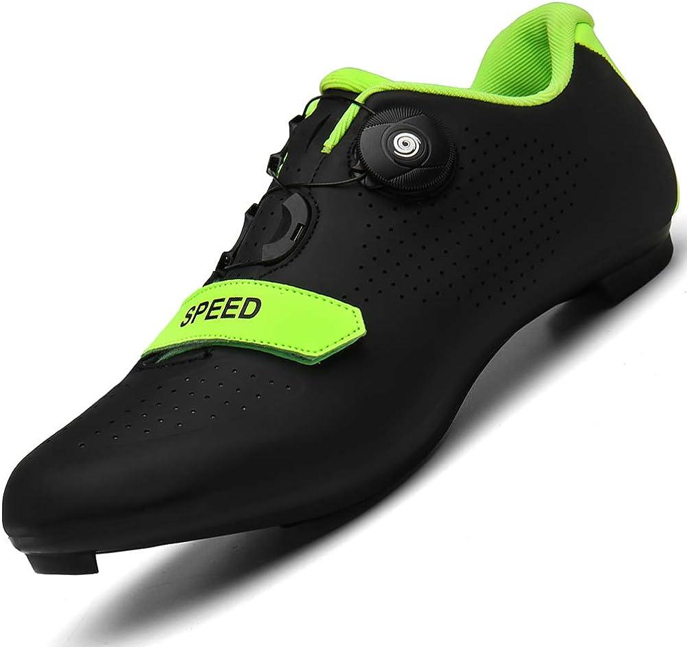   Men Road Bike Cycling Shoes Premium Microtex Shoes Men SPD Shoes Black White Men Cycling Spinning Shoes   Cycling