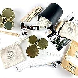 Image of Luxury Candle Making Kit -...: Bestviewsreviews