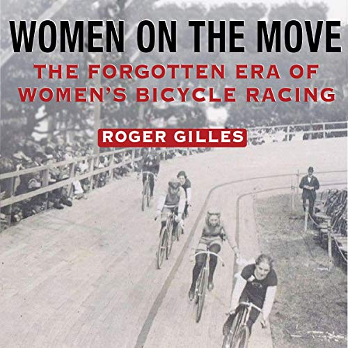 Women on the Move audiobook cover art