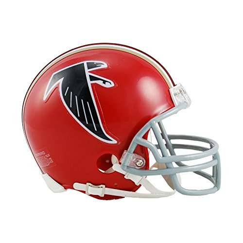 Atlanta Falcons Riddell 66-69 VSR4 Mini Replica Football Helmet