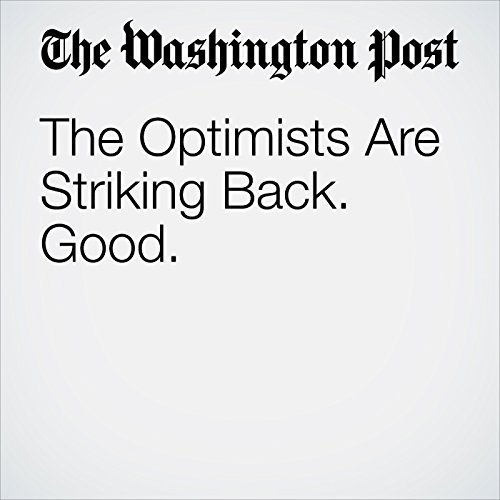 The Optimists Are Striking Back. Good. copertina