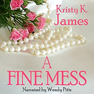 A Fine Mess audiobook cover art