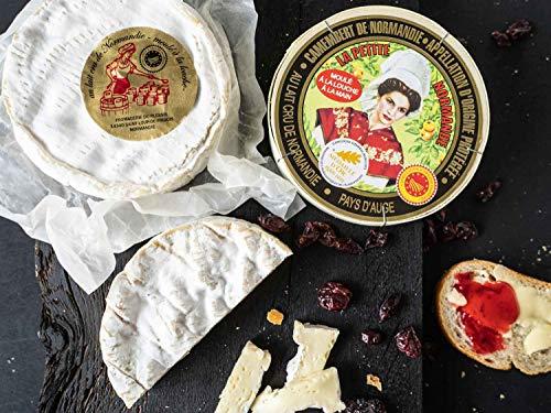 Camembert de Normandie AOP - Das Original aus Rohmilch GEREIFT