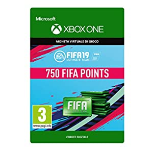 FIFA 19: Ultimate Team Fifa Points 750 | Xbox One - Codice download