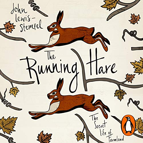 The Running Hare audiobook cover art