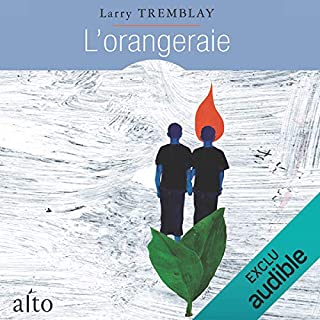 L'orangeraie                   Written by:                                                                                                                                 Larry Tremblay                               Narrated by:                                                                                                                                 Sebastien Ricard                      Length: 2 hrs and 52 mins     43 ratings     Overall 4.5