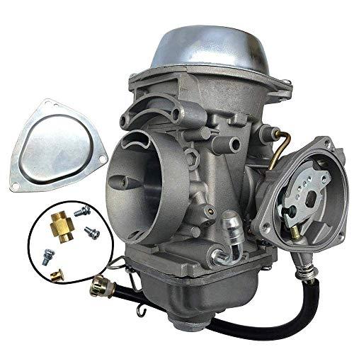 Carburador de gran desplazamiento para carburador 500 Scrambler 4X4 ATV PD40J 2001-2013 reemplaza