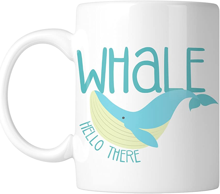 Whale Hello There 11 Oz Mug 1 Mug