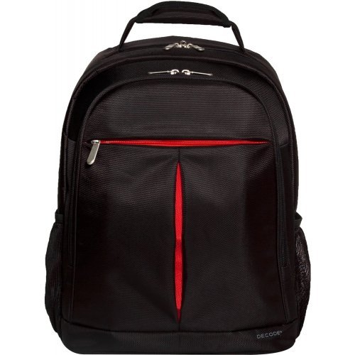 Sumdex Decode Computer Backpack for 15.6-Inch Notebooks (DED-013BK)