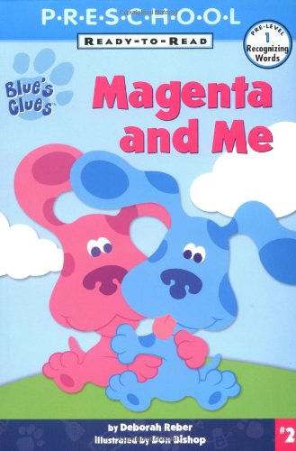 Magenta and Me! : My First Preschool Ready To Read Level 1の詳細を見る