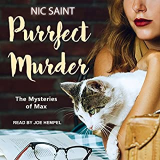 Purrfect Murder cover art