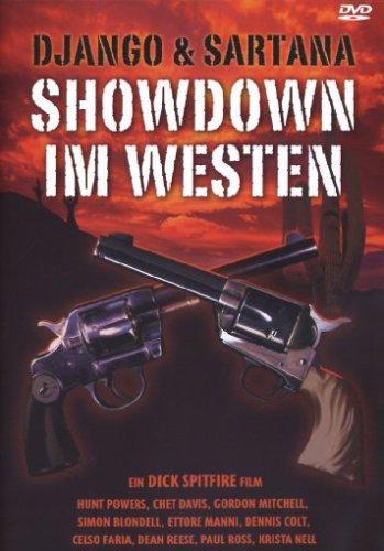 Django & Sartana - Showdown im Westen [Alemania] [DVD]