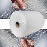Small Bubble Wrap Handy Size/Easy Storage Bubble Wrap for Packing (500mm x 50m)