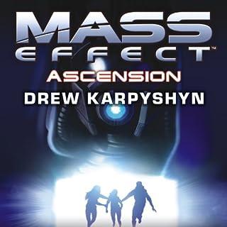 Mass Effect audiobook cover art