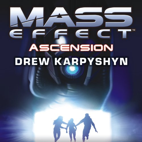 Mass Effect cover art