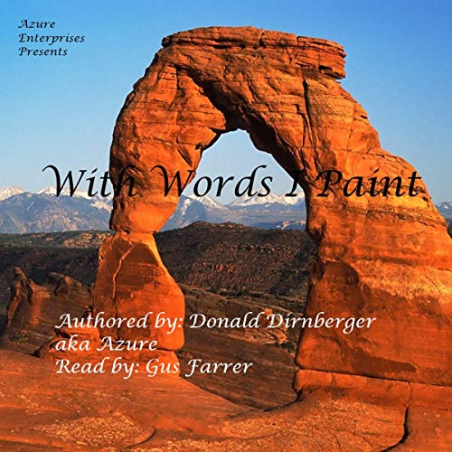 With Words I Paint: With Words I Paint Volume cover art