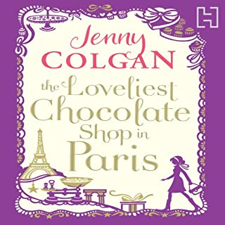 The Loveliest Chocolate Shop in Paris                   De :                                                                                                                                 Jenny Colgan                               Lu par :                                                                                                                                 Penelope Rawlins                      Durée : 12 h et 29 min     1 notation     Global 3,0