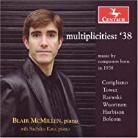 Multiplicites: '38-Music By Composers Born in 1938