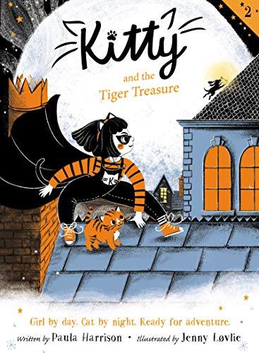 Kitty and the Tiger Treasure (Kitty, 2)