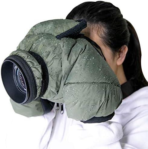 Camrebel Wasserabweisender Regenschutz Für Dslr Kameras Kamera