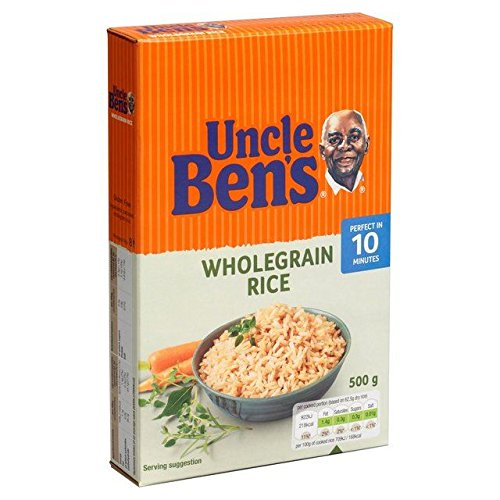 Grains Entiers Bo?Te De 500G De Riz Uncle Ben - Paquet de 2