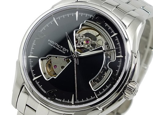 Hamilton Jazzmaster Open Heart Automatic Watch H32565135