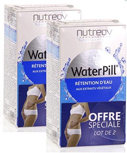 Nutreov Water Pill Rétention d'Eau Lot de 4 x 30 Comprimés