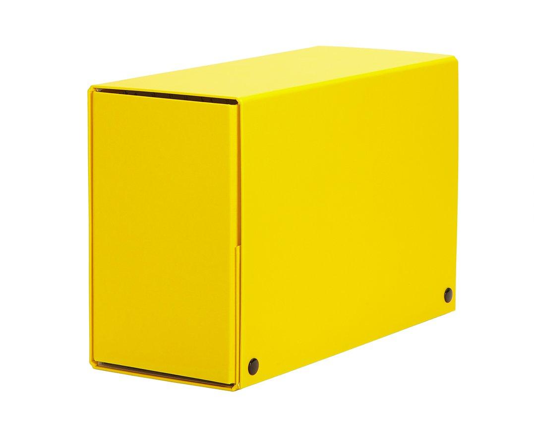 Pardo 879231 - Estuche de proyectos con broche, 120 mm, color amarillo: Amazon.es: Oficina y papelería
