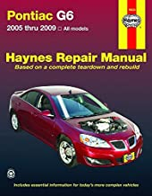 2006 Pontiac G6 Repair Manual