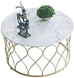 coffee table Scandinavian casual living room coffee table dining table small round table bedroom / living room is modern Scandinavian meter reading End Table small coffee tables ( Size : 60×60×55cm )