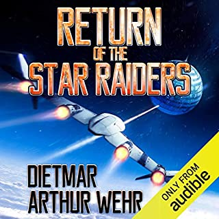 Return of the Star Raiders cover art