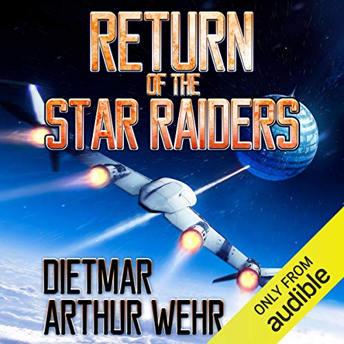 Page de couverture de Return of the Star Raiders