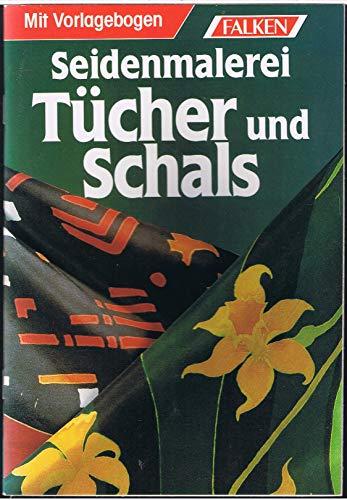 Seidenmalerei Tücher und Schals. ( Schönes Hobby)