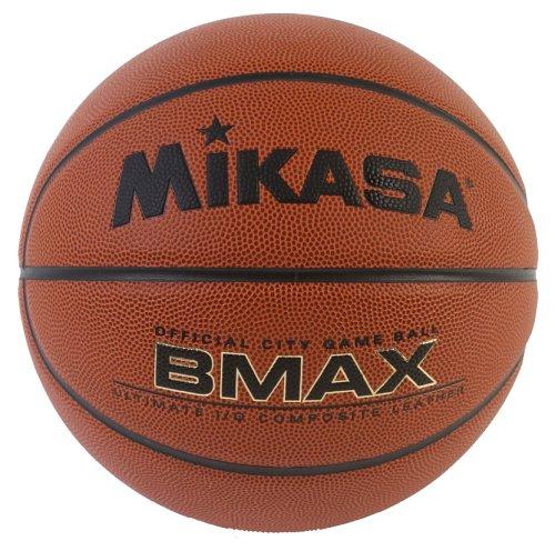 Mikasa BMAX Ultimate Composite Leather Basketball (offizielle Größe)