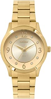 Relógio Condor Analógico Bracelete CO2036KVB4D - Dourado