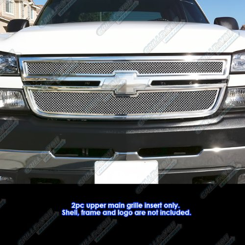 05 2500hd grille - 1